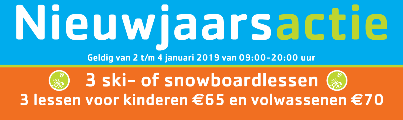 33701 Skicentrum Sassenheim – Slider – Nieuwjaarsactie – 2019 01