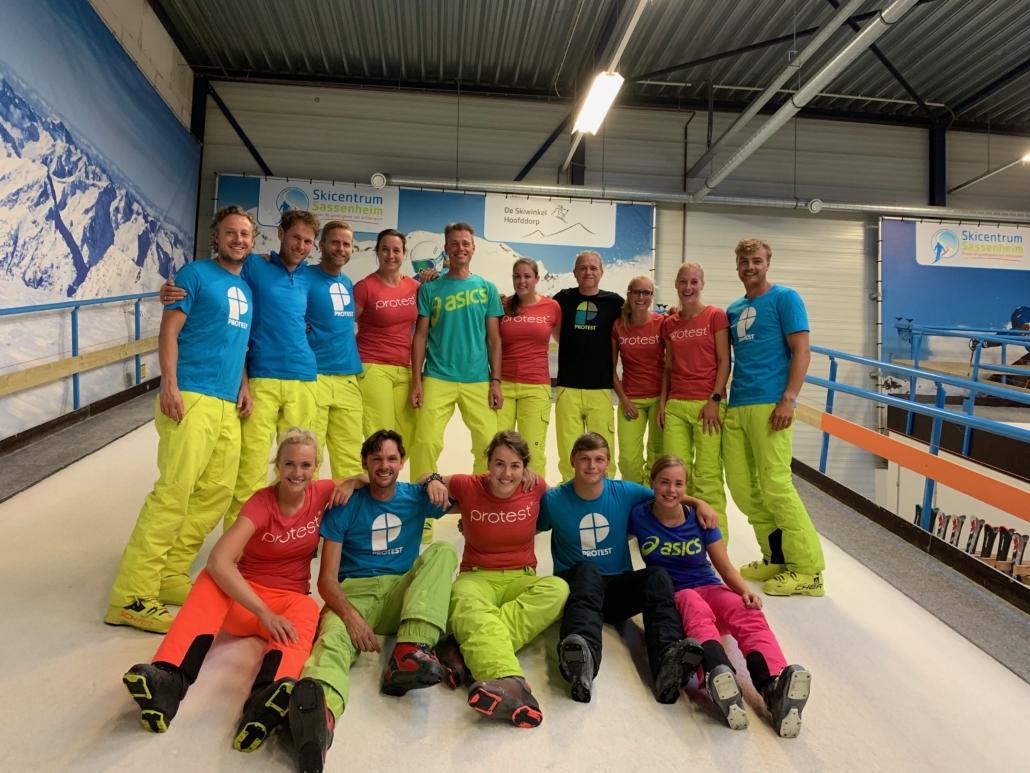 Lerarenteam Skicentrum Sassenheim