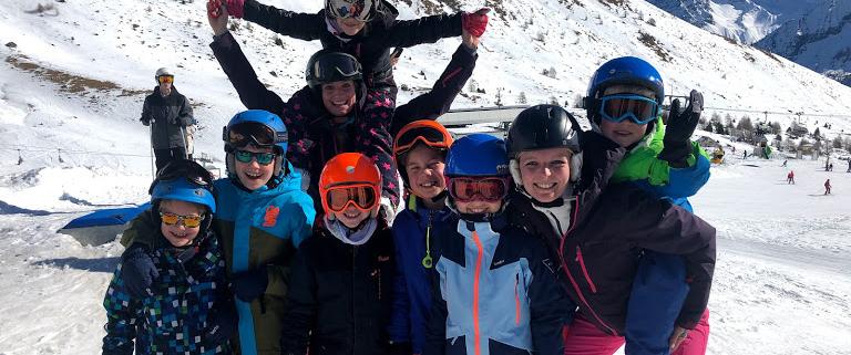 Skicentrum Sassenheim Wintersport met kinderen